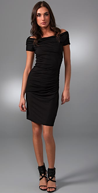Susana Monaco Off the Shoulder Dress