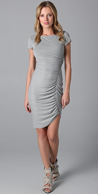 Susana Monaco Cap Sleeve Dress