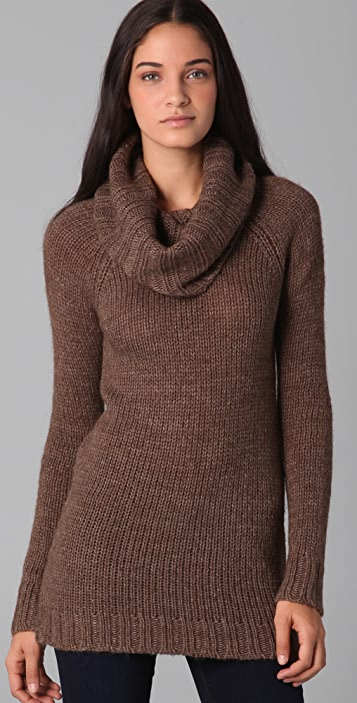 Susana Monaco Cowl Sweater