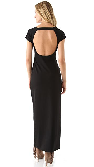 Susana Monaco April Cutout Long Dress