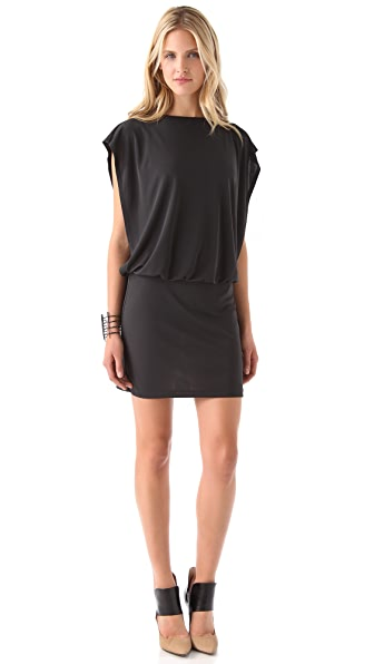 Susana Monaco Cadence Dress with Cutout Back