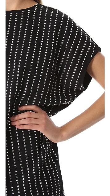 Susana Monaco Brenda Rhinestone Dress