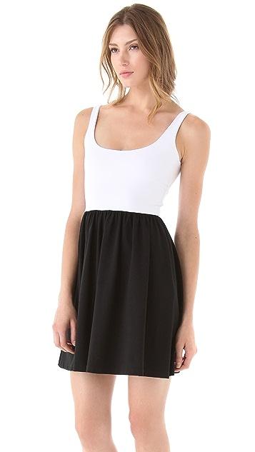 Susana Monaco Andrea Babydoll Dress