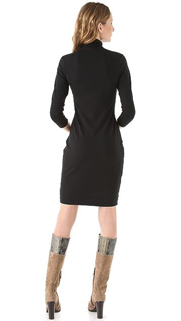 Susana Monaco Kat Turtleneck Dress