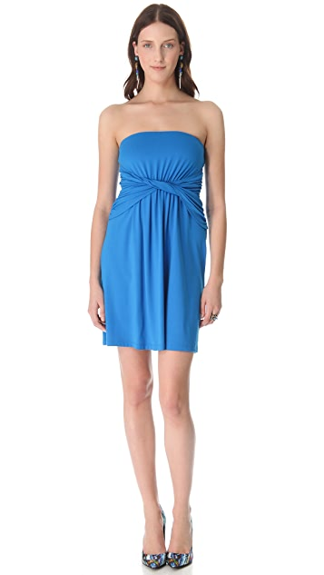 Susana Monaco Tube Twist Dress