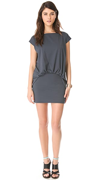 Susana Monaco Front Tuck Tunic Dress