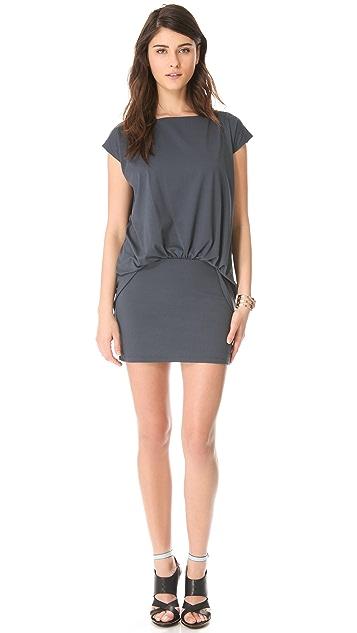 Susana Monaco Front Tuck Tunic Dress
