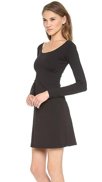 Susana Monaco Low Back U Dress