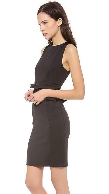 Susana Monaco Mina Peplum Dress