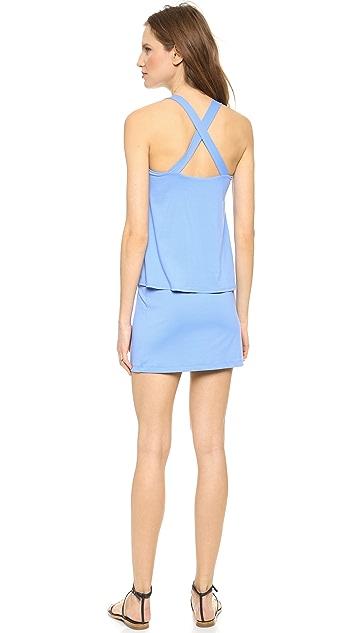 Susana Monaco Lena Mini Dress
