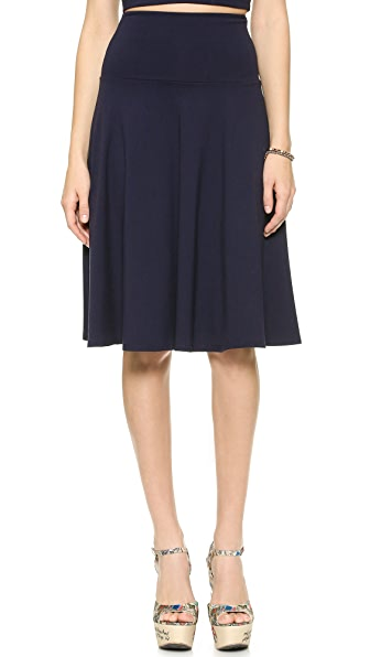Susana Monaco High Waisted Tea Skirt at Shopbop