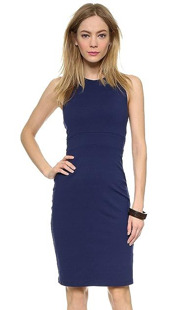 Susana Monaco Jenn Back Twist Dress
