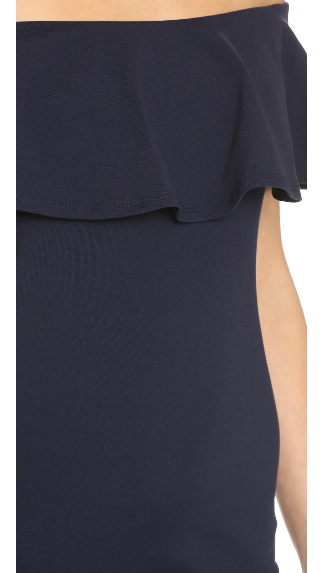 Платье Hannah с открытыми плечами Susana Monaco  (SUSAN4035812511116)