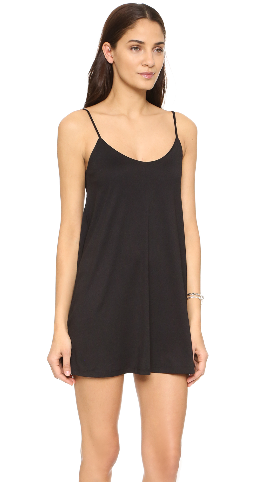 c5223f69af9 Susana Monaco Very V Drape Dress