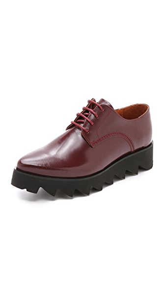 SWEAR Nina 3 Lug Sole Oxfords