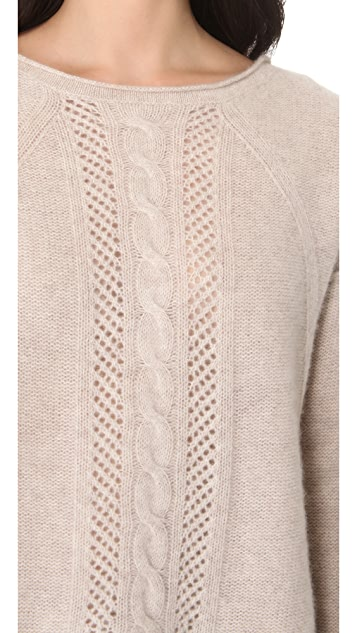 360 SWEATER Malbe Cashmere Sweater
