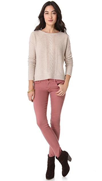 360 SWEATER Malbe Cashmere Sweater