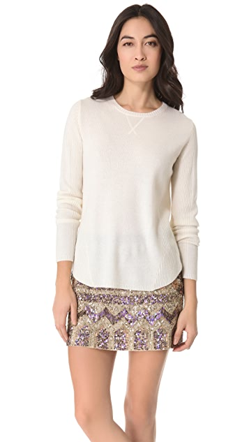 360 SWEATER Aijah Cashmere Sweater