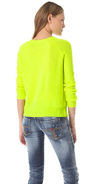 360 SWEATER Charlie Cashmere Pullover