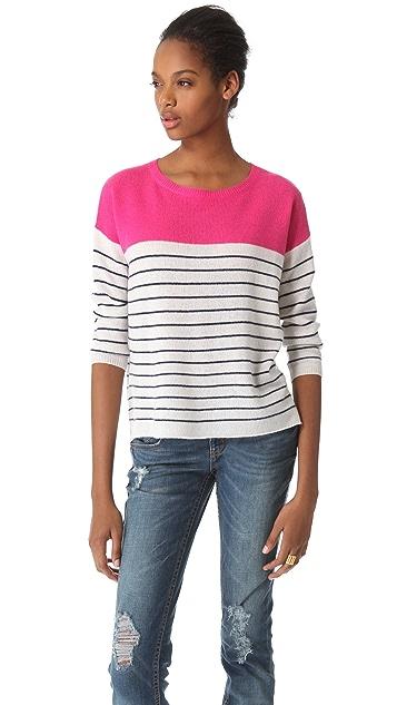 360 SWEATER Ellie Cashmere Sweater