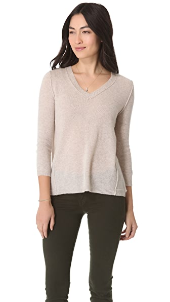 360 SWEATER Hunter Cashmere Sweater