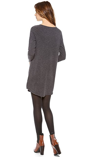 360 SWEATER Rosa Sweater Dress