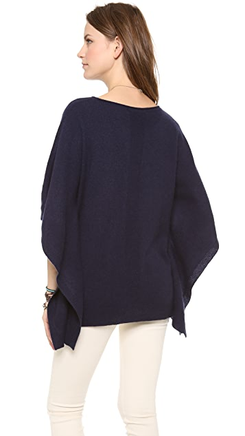360 SWEATER Snow Cashmere Sweater
