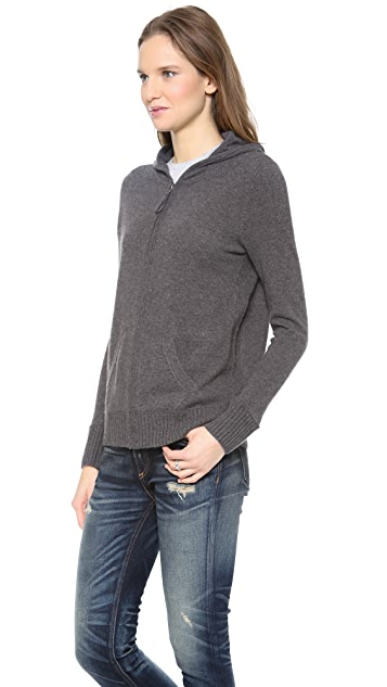 360 SWEATER Luther Cashmere Hoodie