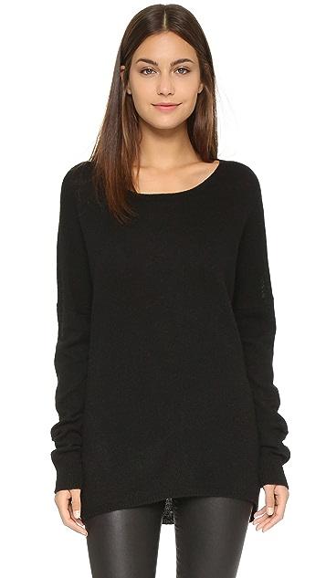 360 SWEATER Andi Cashmere Sweater