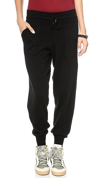360 SWEATER Cashmere Sweatpants