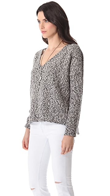 Swildens Inborn V Neck Top