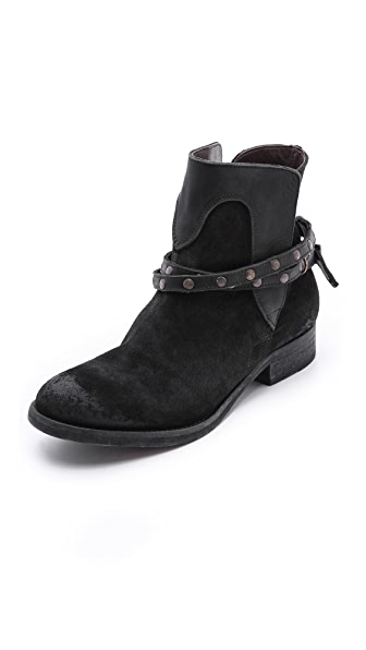 Swildens Jerome Wrap Strap Booties