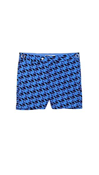 Swim-Ology Art Print Swim Trunks