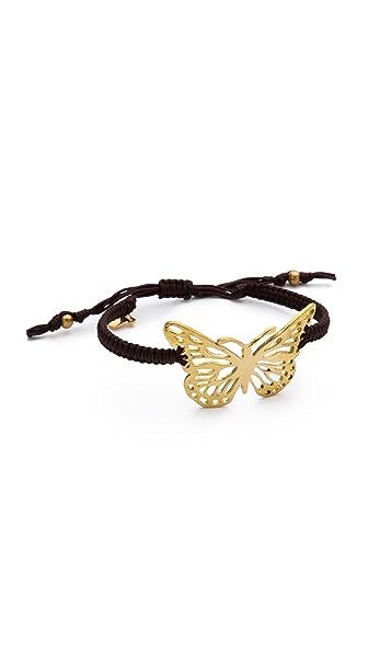 Tai Butterfly Charm Bracelet