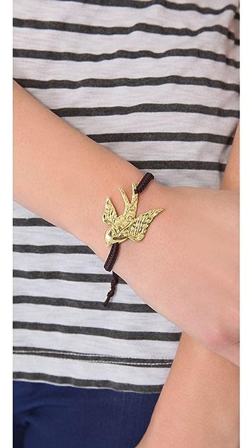 Tai Bird Charm Bracelet