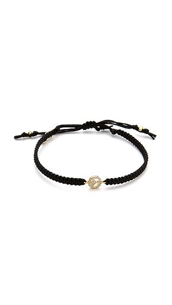 Tai Mini Peace Charm Bracelet