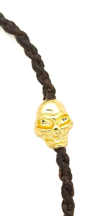 Tai Skull Charm Bracelet