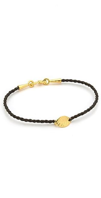 Tai Leaf Charm Bracelet