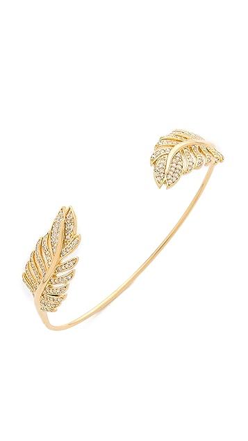 Tai Pave Feather Cuff