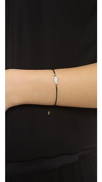 Tai Hamsa Hand Bracelet