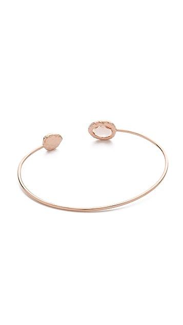 Tai Asymmetric Bangle Bracelet