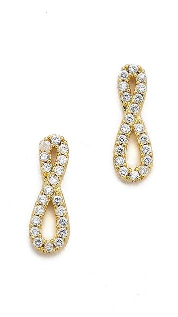 Tai Infinity Earrings