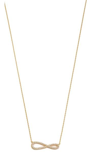 Tai Infinity Necklace