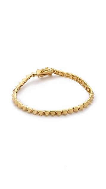 Tai Small Pyramid Bracelet