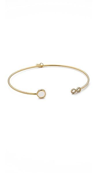 Tai Mini Infinity & Stone Bracelet