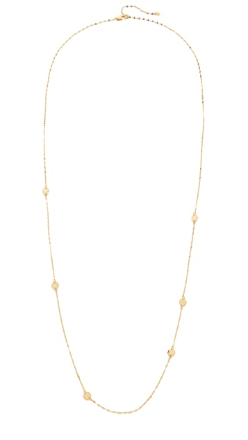 Tai Droplet Necklace