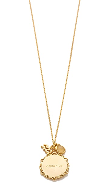Tai Zodiac Sign Necklace