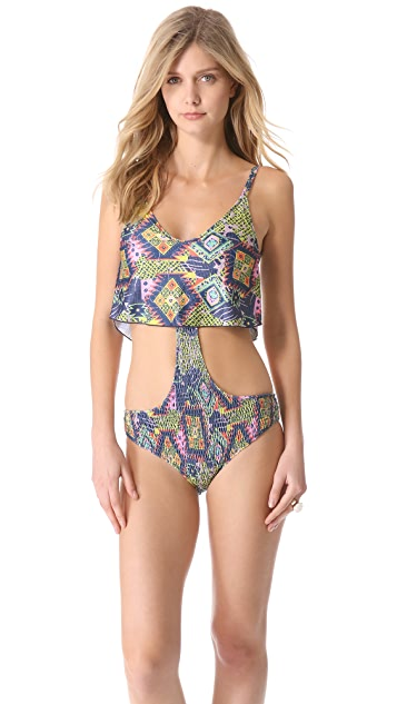 Tallow Totem Swimsuit