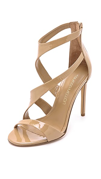Tamara Mellon Tiger Sandals - Sand