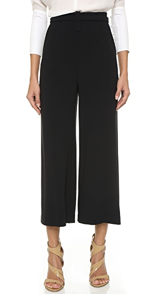Tamara Mellon Cropped Pants